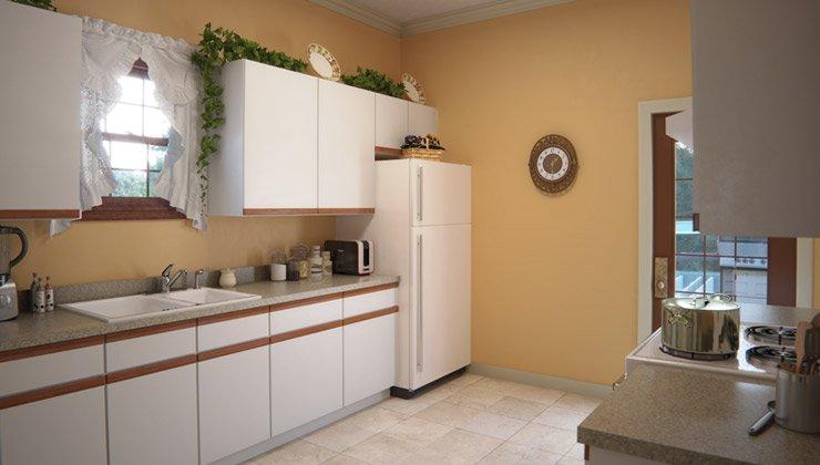 Univeral Kitchen Design