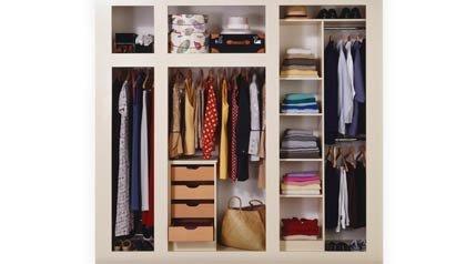 Consejos para organizar sus armarios