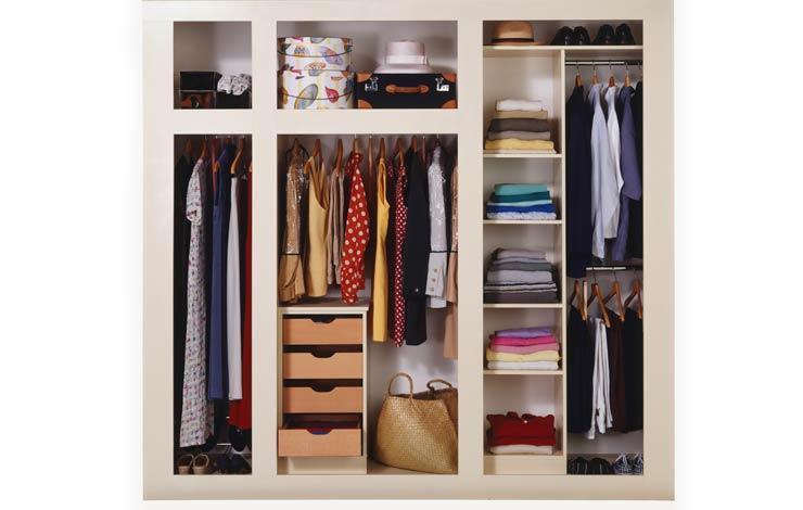 Como Fazer Artesanato Reciclagem De Garrafa Pet ~ Cómo organizar el armario o closet Consejos de Cristina Mella para o