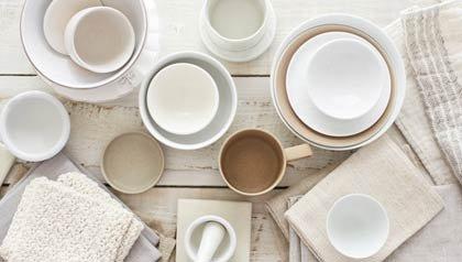 Platos y tazas con mantelería, Cómo mantener sus utensilios en plena forma para los días de fiesta y para el todo el año