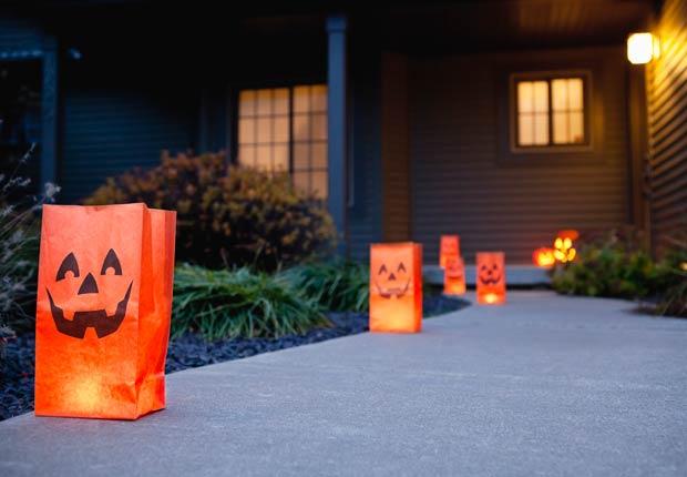 Iluminación del humor de Halloween, 10 Ideas de decoración para las próximas vacaciones