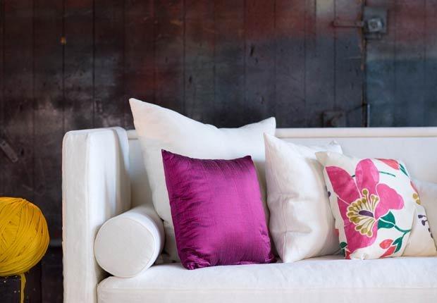 Cojines, 10 regalos para decorar su hogar