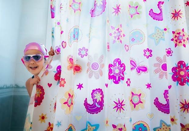 Cortina para la ducha, 10 regalos para decorar su hogar