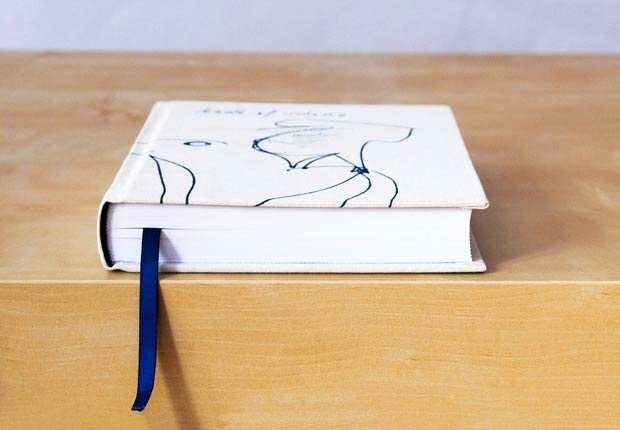 Mostrar portadas de libros hermosos - 6 maneras de decorar estanterías.