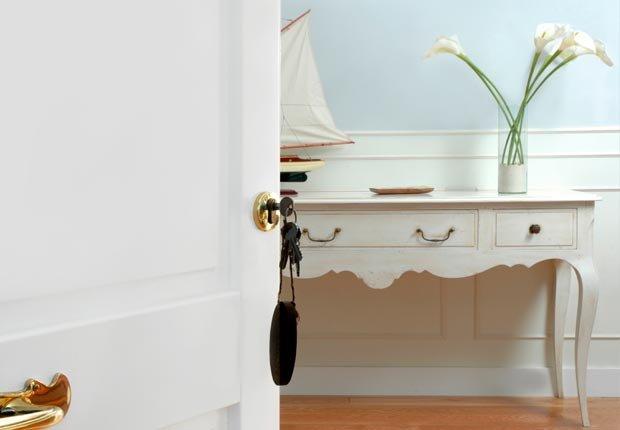 Corredor de una casa - Consejos de decoración para el hogar cuando se esta de vuelta a la escuela