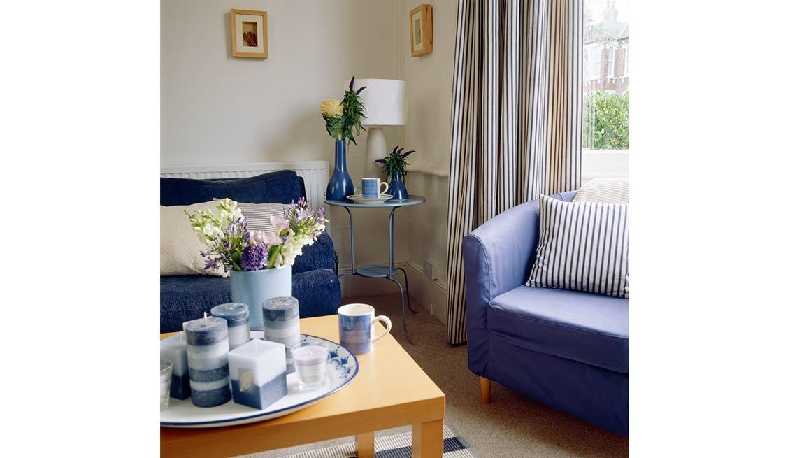 Fotos para decorar espacios peque os en casa for Ideas para decorar espacios pequenos