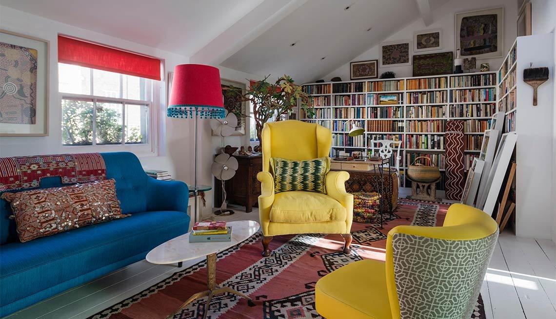 Fotos para decorar espacios peque os en casa - Objetos decoracion baratos ...