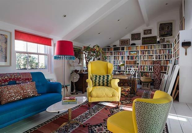 Fotos para decorar espacios peque os en casa aarp for Salas para espacios pequenos