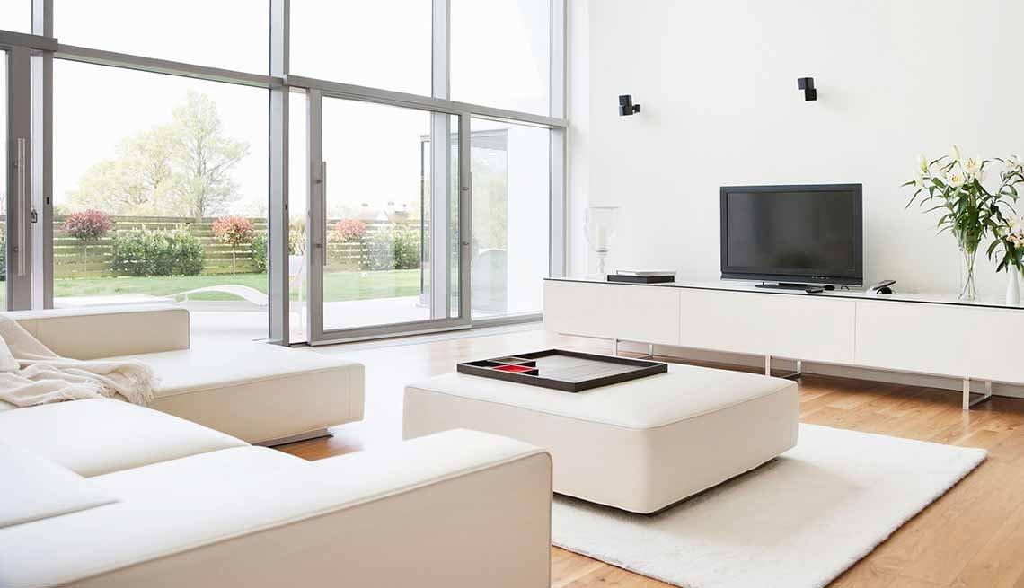 Claves para reflejar el estilo minimalista en tu hogar for Decoracion para casas pequenas estilo minimalista