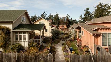 Pocket Neighborhood Umatilla Hill