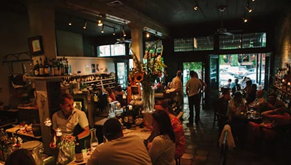 AARP Great places to retire 2012- a restaurant in Omaha, Nebraska