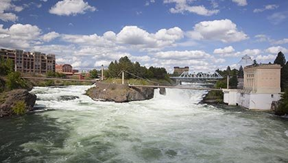 Best Places to Retire for $100 a Day- spokane, washington