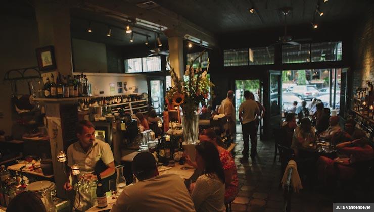 AARP Great places to retire 2012- a restaurant in Omaha, Nebraska