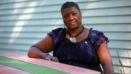 Gurtie Crater age 70 from Jackson, MI has been  being active in the Jackson, Michigan community promoting the efforts of the AARP by making personal connections.