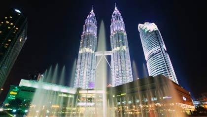 Malasia, los mejores paraísos en la calidad de vida en el extranjero