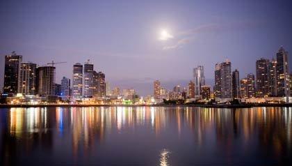 Panamá, los mejores paraísos en la calidad de vida en el extranjero