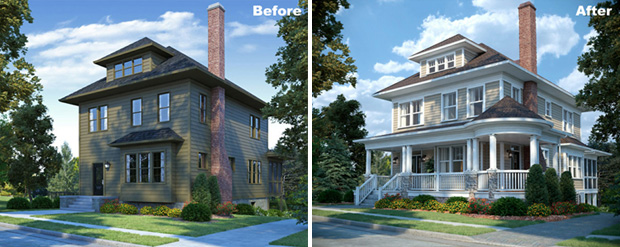Virtual Home Tour Tool For Home Remodeling For Retirement
