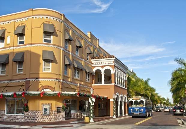 Fort Myers, Florida. 10 ciudades estadounidenses ricas en cultura hispana.