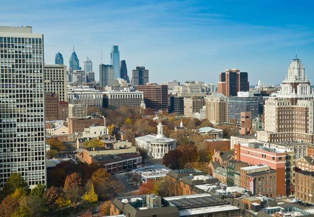 Filadelfia, Pensilvania 10 ciudades estadounidenses ricas en cultura hispana.