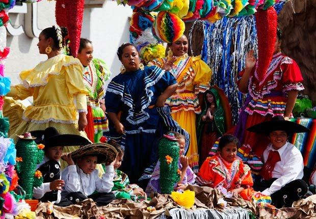 Colorado State Fair en Pueblo, CO. 10 ciudades estadounidenses ricas en cultura hispana.