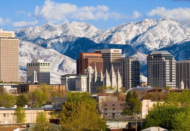 Salt Lake, Utah. 10 ciudades estadounidenses ricas en cultura hispana.