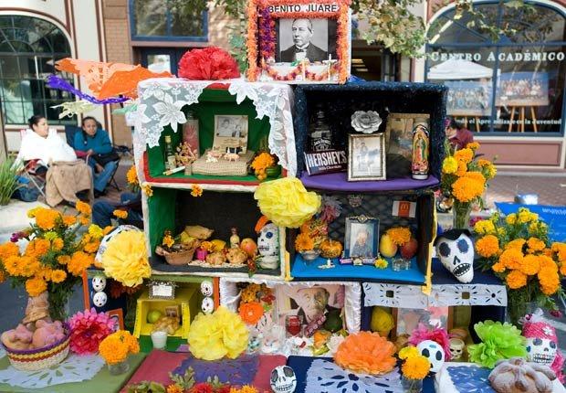 Santa Ana, California. 10 ciudades estadounidenses ricas en cultura hispana.