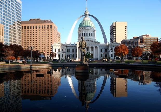 San Luis, Missouri. 10 ciudades estadounidenses ricas en cultura hispana.