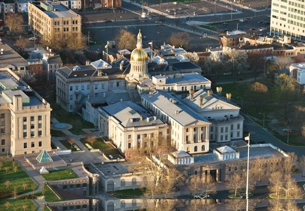 Trenton, NJ. 10 ciudades estadounidenses ricas en cultura hispana.