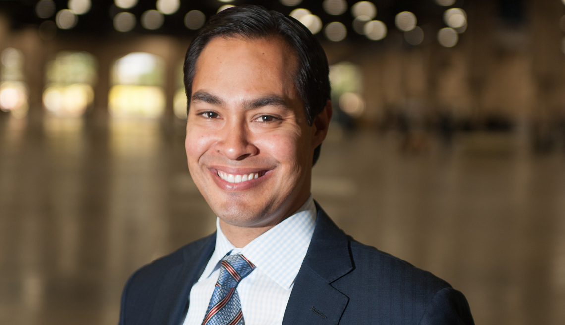 Interview with Julian Castro