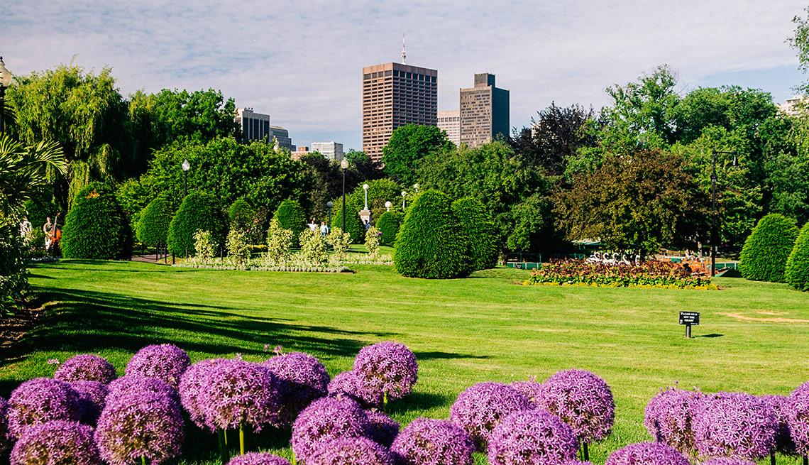 Vecindarios en donde vivir mejor en Estados Unidos - Downtown Crossing, Boston