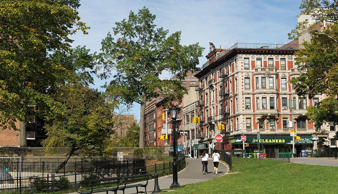 Vecindarios en donde vivir mejor en Estados Unidos - Upper West Side, Manhattan