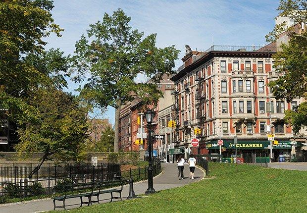 Vecindarios en donde vivir mejor en Estados Unidos - Upper West Side, Manhattan,