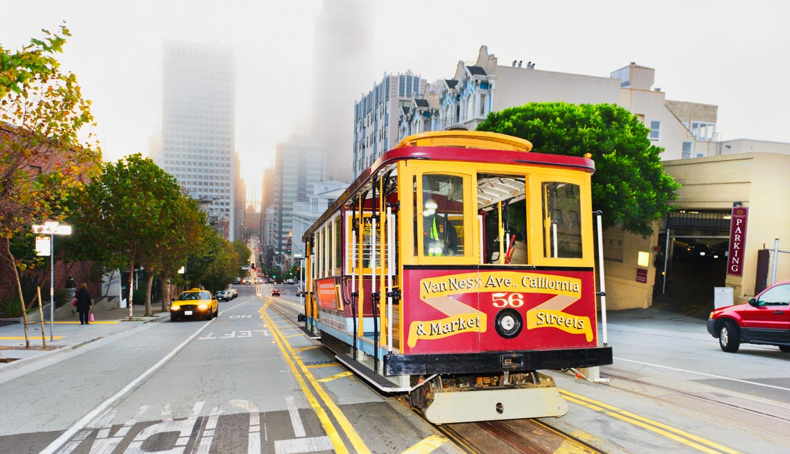 San Francisco, Most Livable Cities