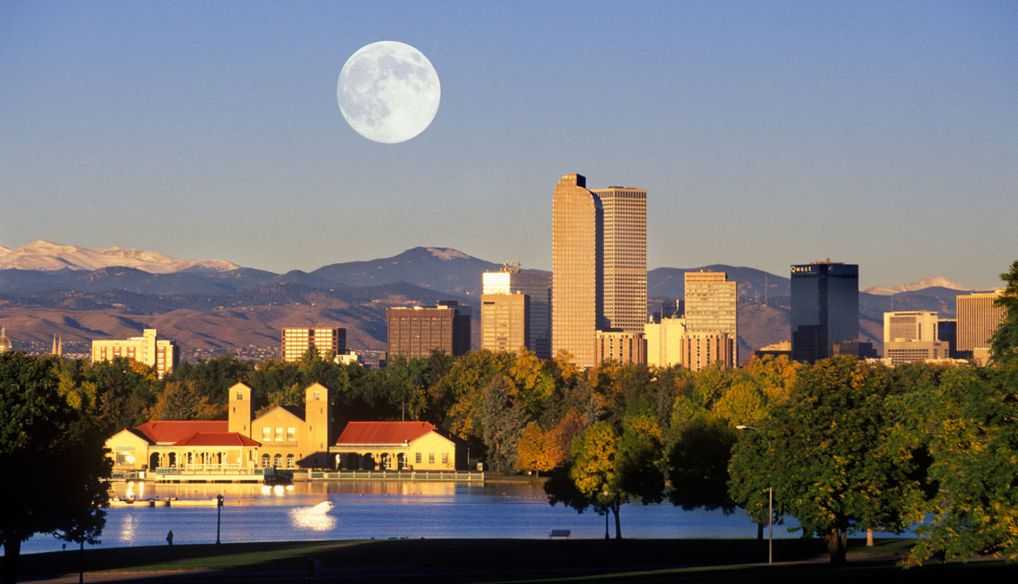 Denver, Most Livable Cities