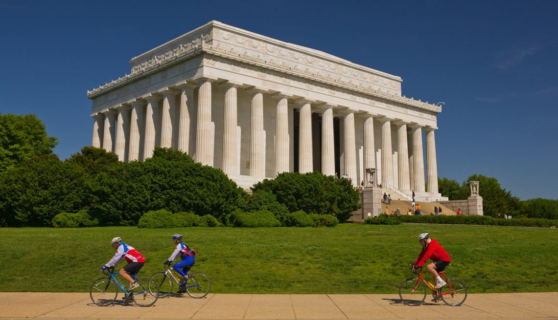 Washington DC, Most Livable Cities