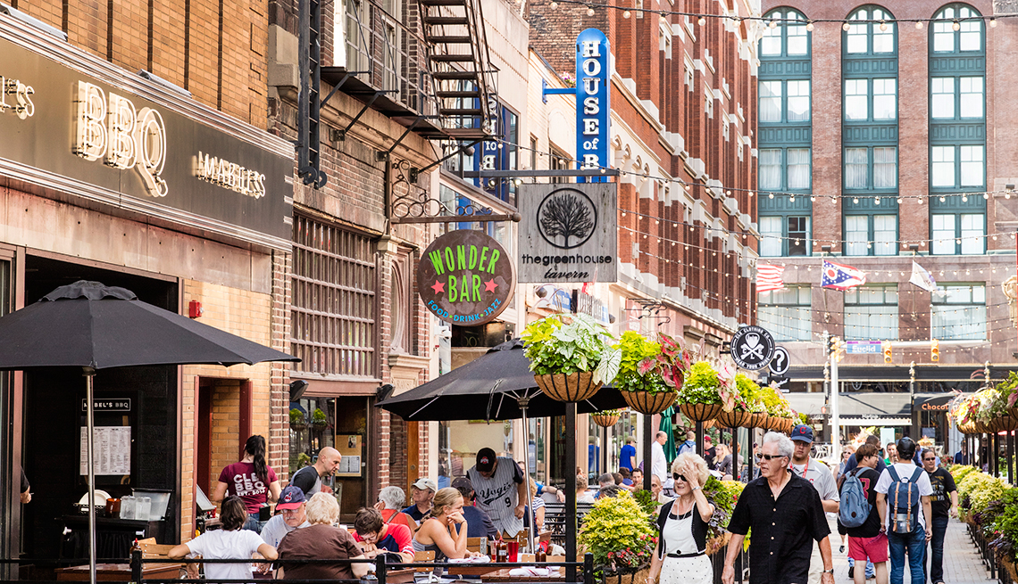 Best Places to Live on $40,000 - Cleveland, Ohio