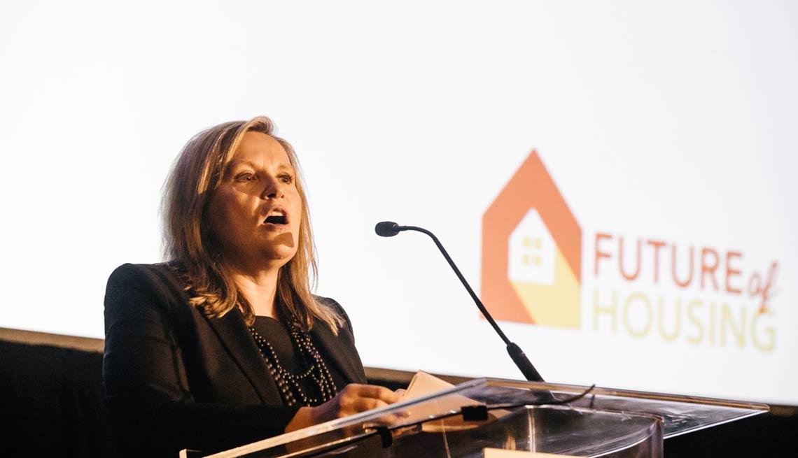 Lisa Marsh Ryerson, President AARP Foundation