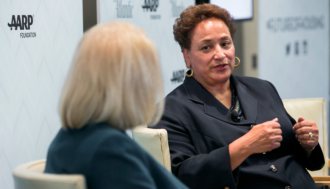 JoAnn Jenkins interview at the Atlantic Live Housing for Tomorrow Summit
