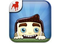 Great mobile games to play with your family: Hanging With Friends