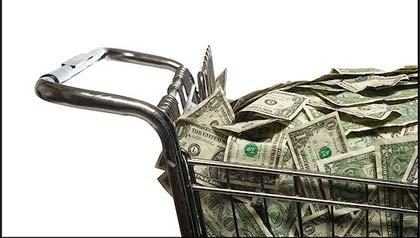 Consumer Spending Habits. For Prime Time Focus.