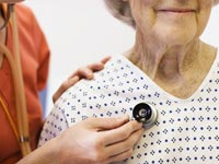 New technologies enable caregivers to take care of patients in the home