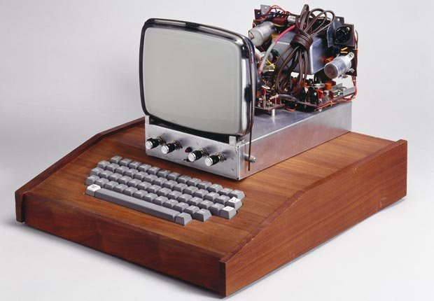 This was the first computer made by Apple Computers Inc.