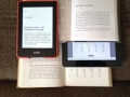 Scanning books using Blue Leaf scanning device