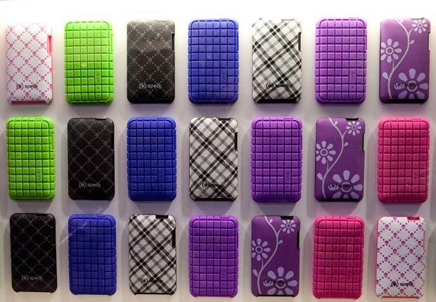 Protectores para el iPhone - Gadgets para mamá