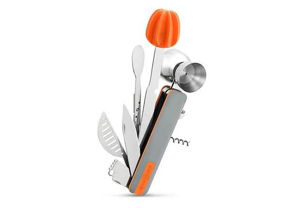 Bar10der, Gadgets de cocina