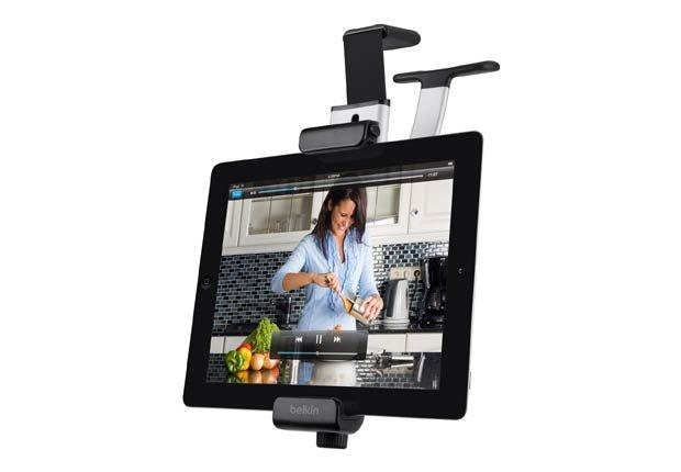 Sistema para montar el iPad en la cocina, Gadgets de cocina