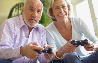 Video juegos para adultos mayores