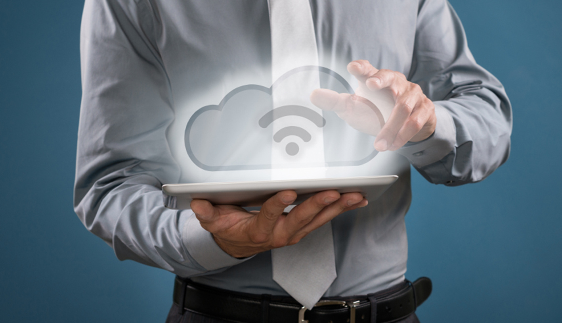 Cloud Computing With Wifi, Technology, AARP Home And Family, Personal Technology