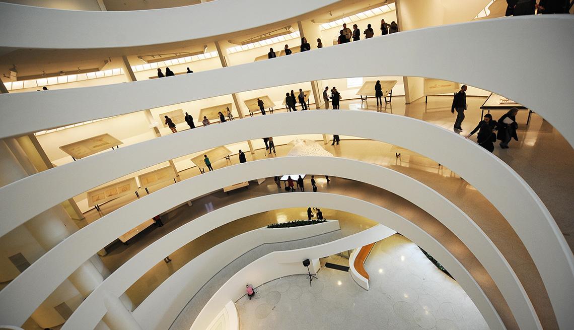 item 8 of Gallery image - Guggenheim, Nueva York - Museos más famosos del mundo