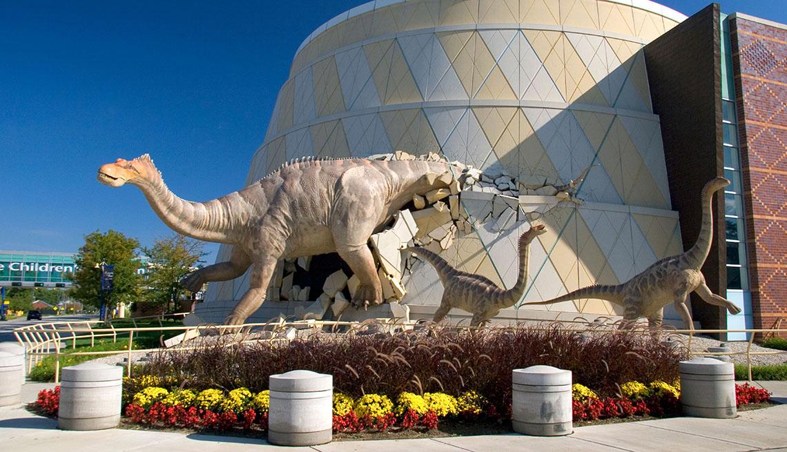 item 3 of Gallery image - Museo de los Niños, Indianapolis - Museos más famosos del mundo